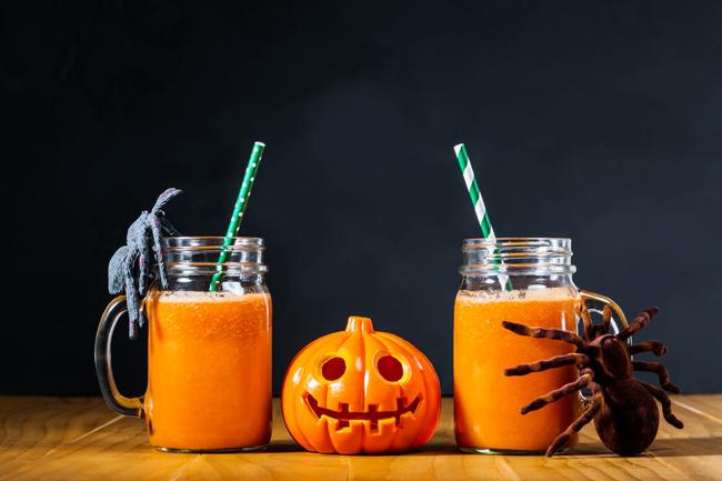 Fall Festivals, Pumpkin Parties, and Slushes