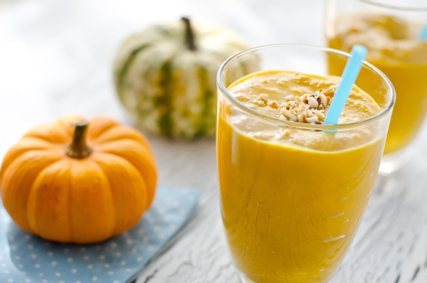 Add Some Pumpkin to Your Frozen Drinks!